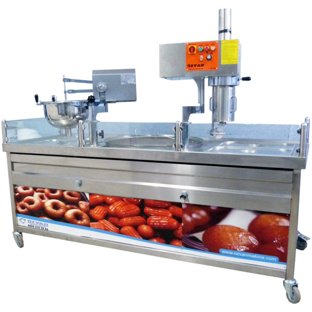 Tulumba & Lokma Dessert Machine (LUX BATH) TLM 300